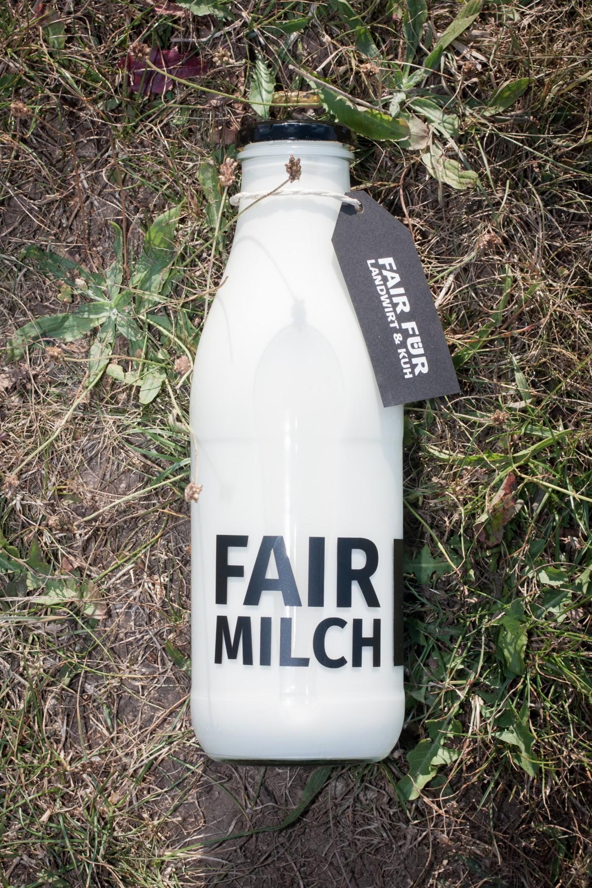 Beitragsbild - Fairmilch |Verpackungsdesign