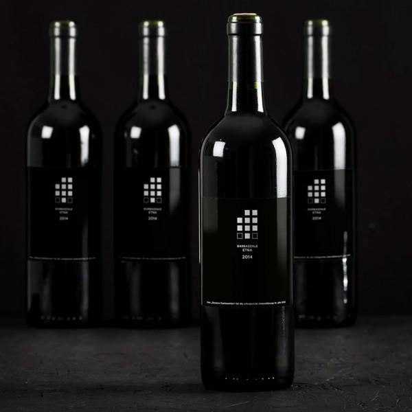 Beitragsbild - THM Bau -  Etiketten Design